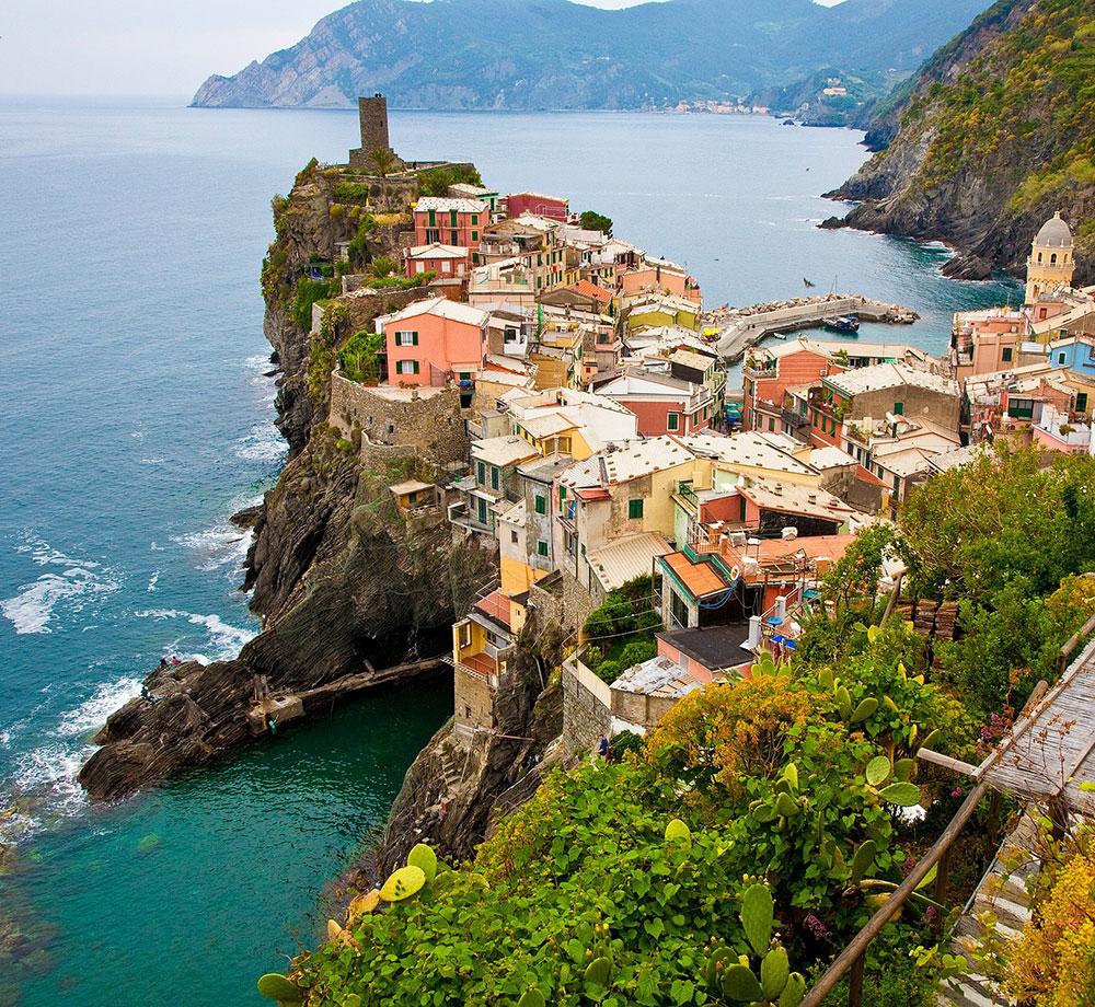 Mysig by i Cinque Terre