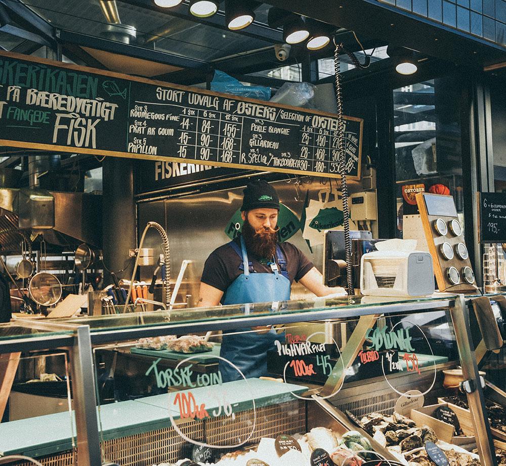Köttbyn i Köpenhamn