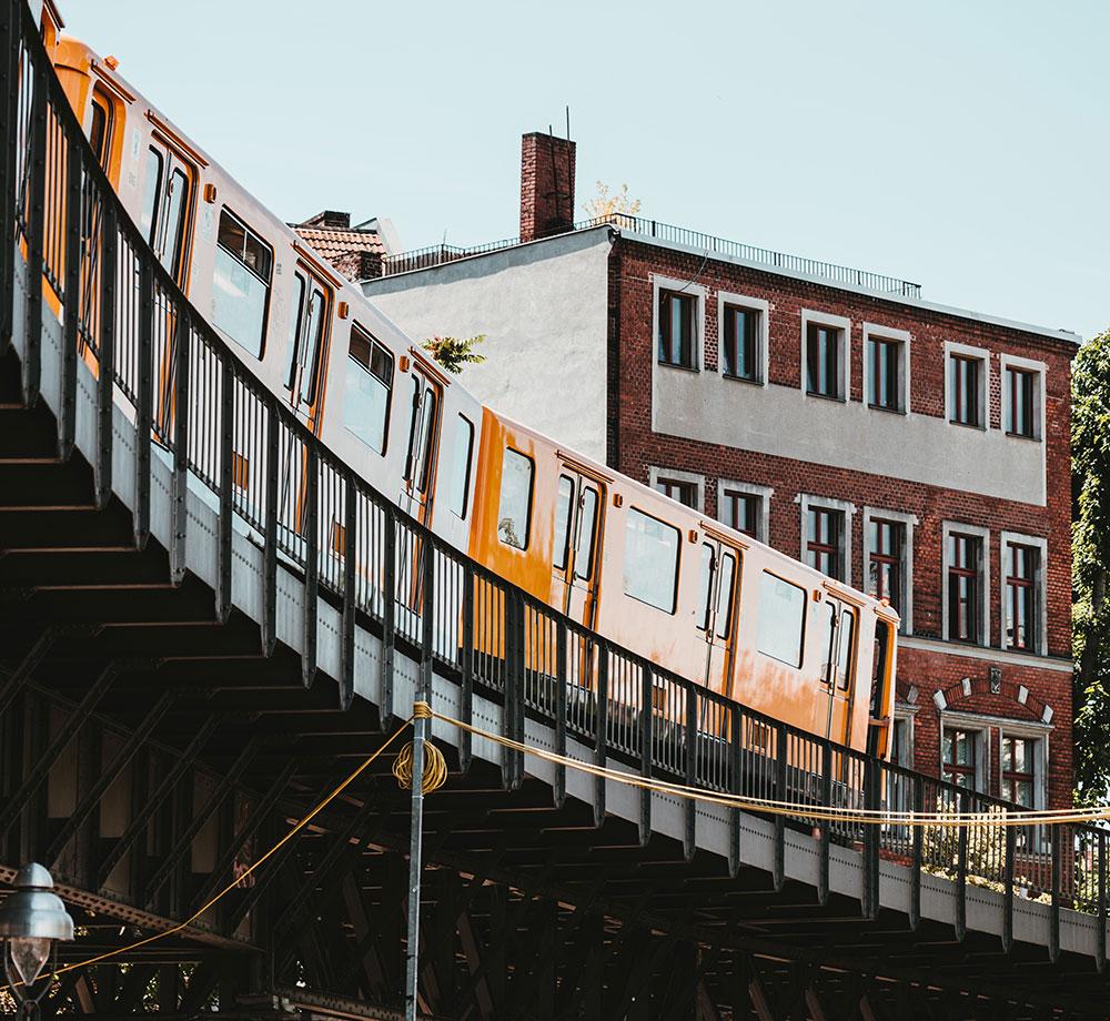 Spårvagn i Berlin