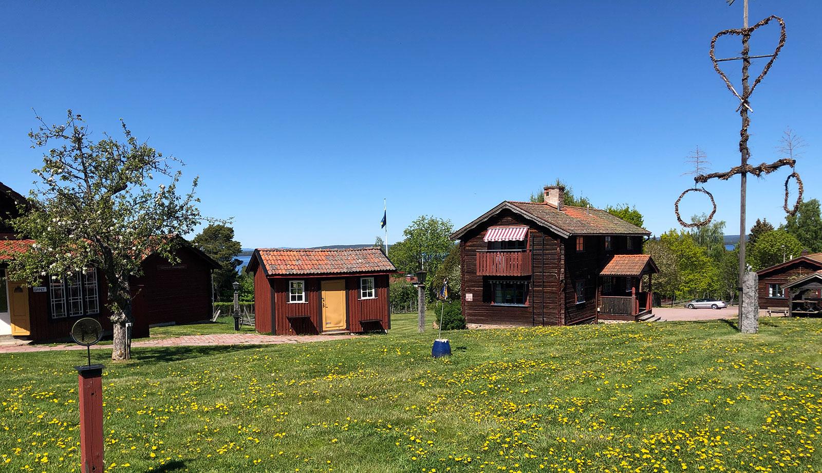 Hantverksbyn i Tällberg