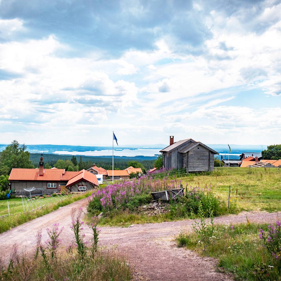 Fryksås, foto: Anna Holm, Visit Dalarna